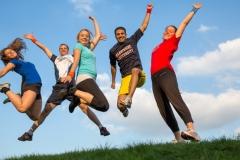 UM Sport 2013 - jump